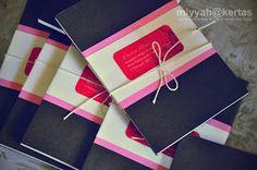 Miyyah@Kertas: DIY Engagement Ceremony - Part IV: The Favours