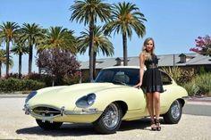 Jaguar Xk, Jaguar E Type, Jaguar Cars, British Sports Cars, Best Muscle Cars, Unique Cars, Car Girls, Fast Cars, Car Pictures