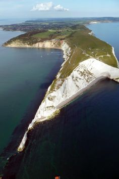 The Needles, Isle of Wight.  I love this place.  Someday I will hike along these cliffs.