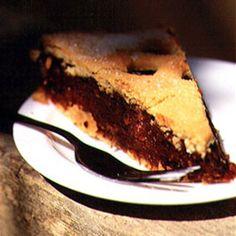 Cocoa Date Pie Recipe | SAVEUR
