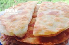 Patatesli Börek (Şipşak Mayasız) Tarifi