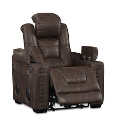 Morph Power Recliner | HOM Furniture | Furniture Stores in Minneapolis Minnesota & Midwest