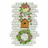 Summer Garden 2 - Sweet Heirloom Embroidery | OregonPatchWorks