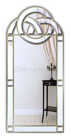 Celtic Knot Original Handcrafted Classic Wall Mirror - All Mirrors - Mirrors