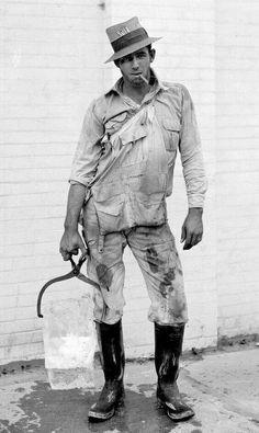 Iceman,1928