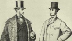 Victorian Era Men's Fashion