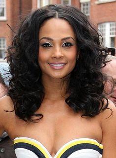 Short Curly Hair - Shoulder Length Curls
