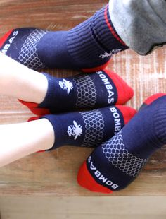 Bombas Socks! They're like Toms or Warby Parker, but for socks — for every sock purchased, Bombas donates a pair to a homeless shelter. And the quality can't be beat! These are the best athletic socks out there, hands down. For kids and adults. Lots of styles and colors.