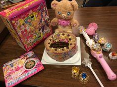 誕生日ケーキ [魔法つかいプリキュア] キャラデコ スペシャルデー チョコクリーム [プレミアムバンダイ] - from #rosalys at www.rosalys.net - work licensed under Creative Commons Attribution-Noncommercial - #Anime & manga Anime & mangas Nihon no bunka Plus