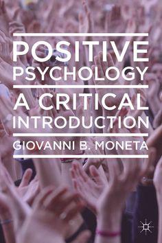 Positive Psychology book cover ©Palgrave Macmillan