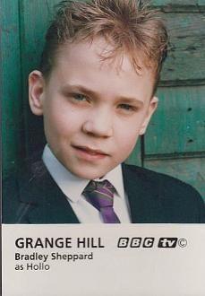 """Bradley Sheppard as Paul """"Hollo"""" Holloway in Grange Hill (1985-87)"""