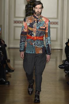 Stella Jean Men's RTW Fall 2015 - Slideshow