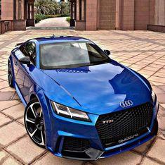 AUDI TTRS 🔝 ❓RATE ❓ ~ Tag your friend! Maserati, Bugatti, Ferrari, Audi Tt, Audi Cars, Classy Cars, Sexy Cars, Porsche, Ford Gt