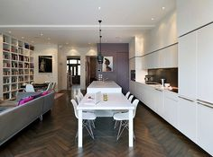House Extension by Thomas de Cruz Architects & Designers