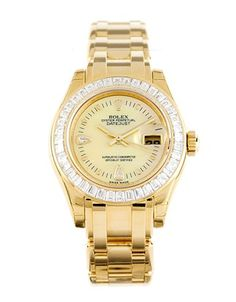 Rolex Pearlmaster 80308 BRIL - Available at Watchfinder.co.uk for £27,950