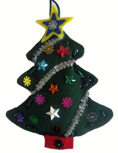 Here Is A Great Sewing Project That Kids Will Love To Make And For Diy Christmas DecorationsChristmas