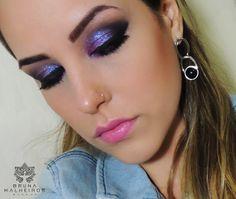 Bruna Malheiros Makeup: Julho 2013 que lindaaa