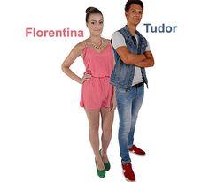 Tudor si Florentina MPFM 5, cuplu in casa Mireasa pentru fiul meu