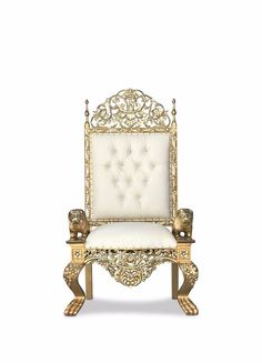 Shop our collection of affordable single Throne Chairs™ on sale with free nationwide shipping! Choose from over 400 royal king & queen thrones in stock. Buy your next throne chair in store or online! Baroque Furniture, Royal Furniture, Diy Furniture, The Casual Vacancy, Throne Chair, Royal King, Vintage Vanity, Beautiful Birds, Love Seat