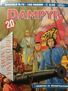 DAMPYR 239 CONDOTTIERO CALABRIA.SERGIO BONELLI EDITORE