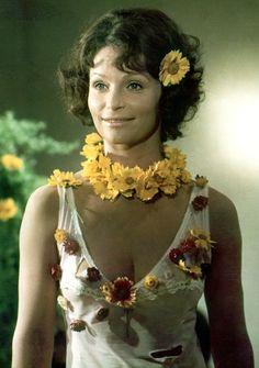 """Angelica Domröse in """"Die Legende von Paul und Paula"""" (1972)"""