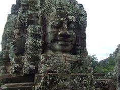 Angkor Thom, Siem Riep, Cambodia
