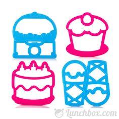 Lunch Punch Sandwich Cutter - Sweet