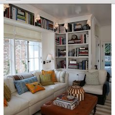 Need those bookcases