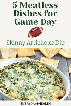 Plan your next #game day spread with these recipes.