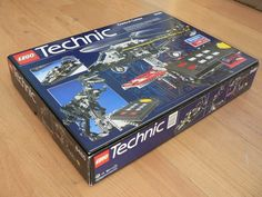 Lego Technic Control Center 8485 Dinosaur helicopter RARE COMPLETE EXCELLENT