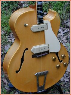 1955 Gibson ES175-D T Custom Electric Tenor Guitar