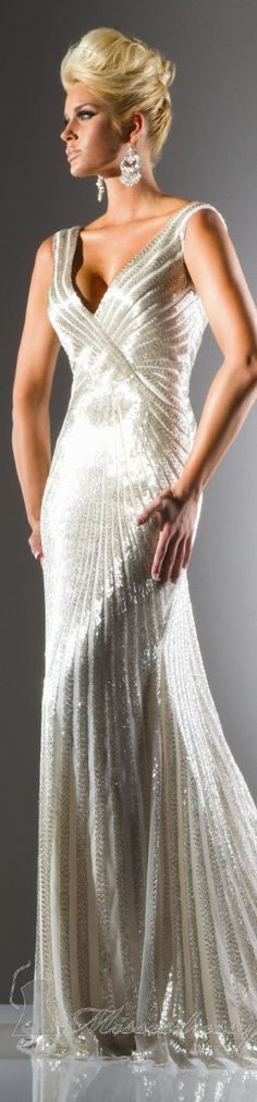 Tony Bowls Collections Formal Gown