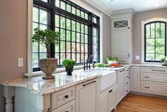 White Granite Countertop Ideas White #Granite Countertop Ideas