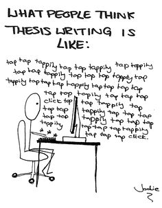 how to write a thesis for essay