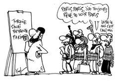Caricature de Pierre Kroll - Pierre Kroll