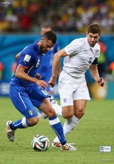 Fifa World Cup 2014 - England vs Italy 1-2 - Candevra in azione. #azzurri #italia #worldcup #mondiali #vivoazzurro