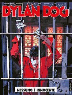 """Dylan Dog: nessuno è innocente"" Comics Illustration, Illustrations, Dylan Dog, Comic Frame, Doge, My Books, Geek Stuff, Comic Books, Frames"
