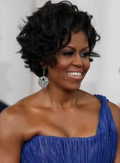 The First Lady. Beautiful