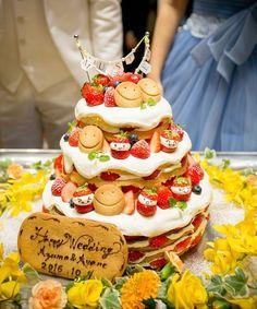 2017年の新定番ウェディングケーキ3選 | marry[マリー]