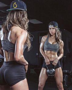 Fitness Girls for mo Fitness Girls for motivation #girls #fitness #fitgirls #fitnessmotivation #abs #girlswithabs #absgirls #fitwomen