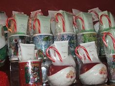 Let's Go Shopping!!!: Mary Kay Christmas Gift Baskets