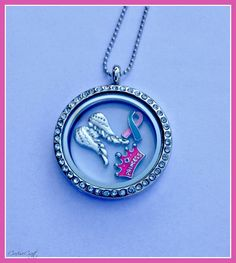 Memory Locket to symbolise pregnancy loss by Cre8iveCraft on Etsy