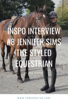 Inspo Interview Jennifer Sims The Styled Equestrian Riding Hats, Horse Riding, Riding Helmets, Equestrian Outfits, Equestrian Style, Riding Holiday, Injury Prevention, Cool Fabric