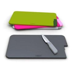 Chopping Board and Knife Set. $7