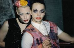 Michael Alig, the infamous New York club kid has been released from prison after 17 years, and tweets a selfie: http://www.dazeddigital.com/artsandculture/article/19809/1/michael-alig-is-finally-free-and-tweets-a-selfie
