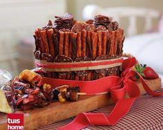 Biltongkoek! South African Recipes, Africa Recipes, Biltong, Big Cakes, Dessert Recipes, Desserts, Deli, Amazing Cakes, Cake Decorating