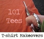 101 t-shirt makeovers