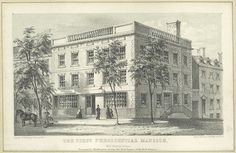 The Samuel Osgood House was the first presidential mansion, where George Washington lived for two years when New York was the nation's capital. It was demolished in 1856.