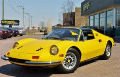 1974 Ferrari 246 Dino GTS - 25 Coolest Cars Available on duPont Registry | Complex UK