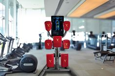 The Nexersys Boxing System reinvents the boxing equipment like never before.